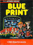CBS Electronics Blueprint for Atari 5200 Classic Retro Gaming Video Game Review