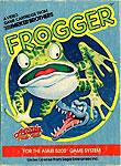 Parker Brothers Frogger for Atari 5200 Classic Retro Gaming Video Game Review