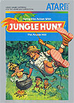 Atari Jungle Hunt for Atari 5200 Classic Retro Gaming Video Game Review