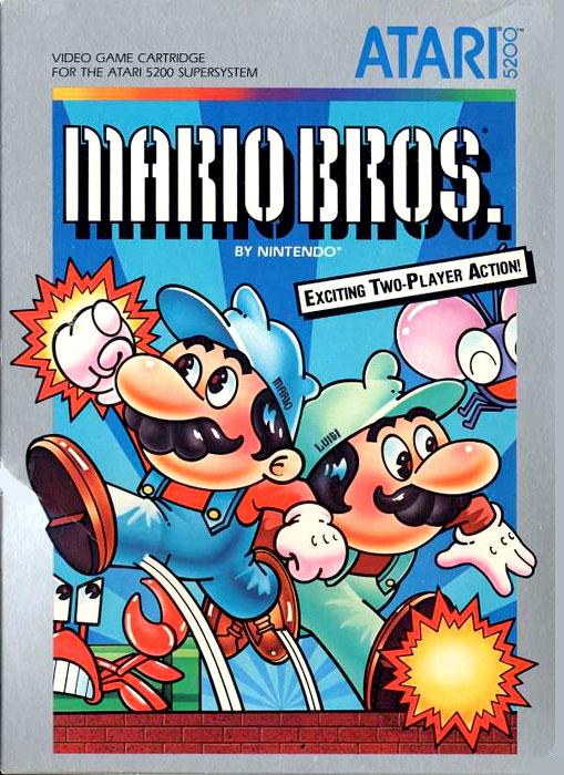 original super mario brothers games
