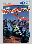 Atari Moon Patrol for Atari 5200 Classic Retro Gaming Video Game Review