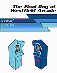 Andy Hunt, The Final Day at the Westfield Arcade - classic retro gaming video game book review