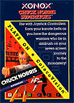 Xonox Chuck Norris Superkicks for Colecovision Classic Retro Gaming Video Game Review
