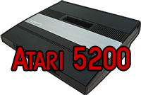Atari 5200 Super System console Classic Retro Gaming Video Game Review