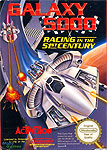 Activision's Galaxy 5000: Racing in the 51st Century for Nintendo NES Classic Retro Gaming Video Game Review