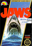 LJN's Jaws for Nintendo NES Classic Retro Gaming Video Game Review