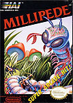 Hal Millipede for Nintendo NES Classic Retro Gaming Video Game Review