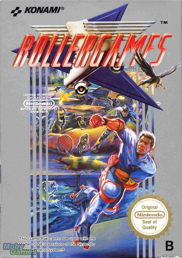 Game review: Ultra RollerGames for #Nintendo #NES