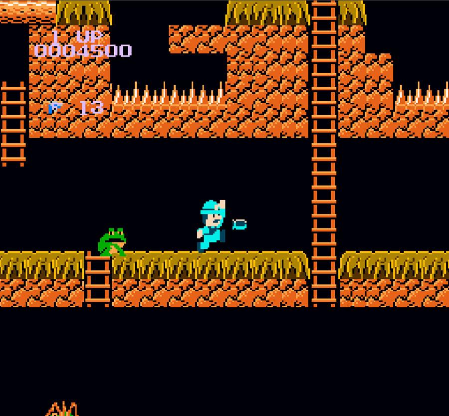 Super Pitfall NES Review/Walkthrough Pt. 1 of 2 - YouTube