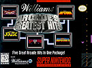 William's Arcade's Greatest Hits for Nintendo SNES Classic Retro Gaming Video Game Review