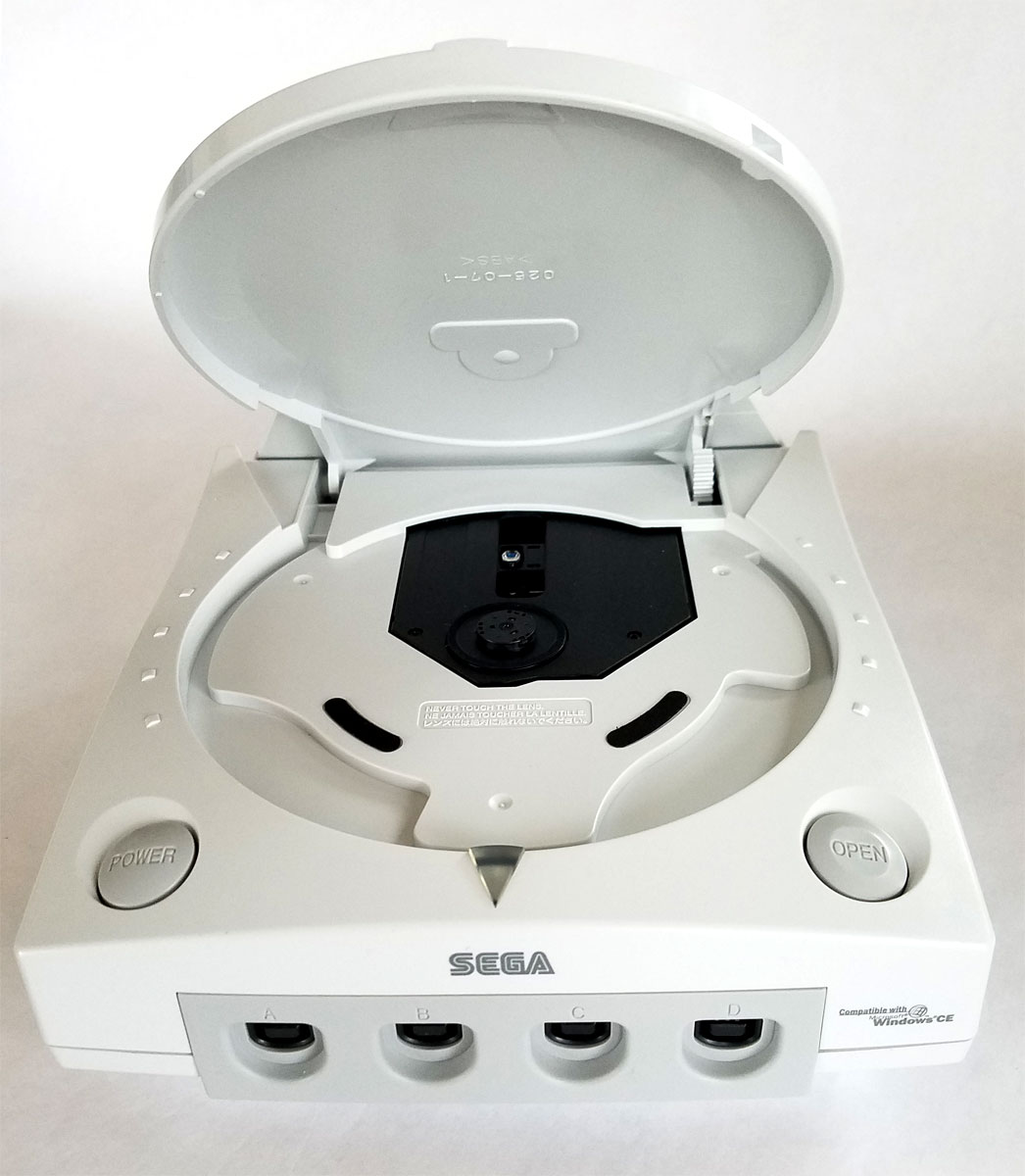 Sega's #Dreamcast was their last attempt to compete in the