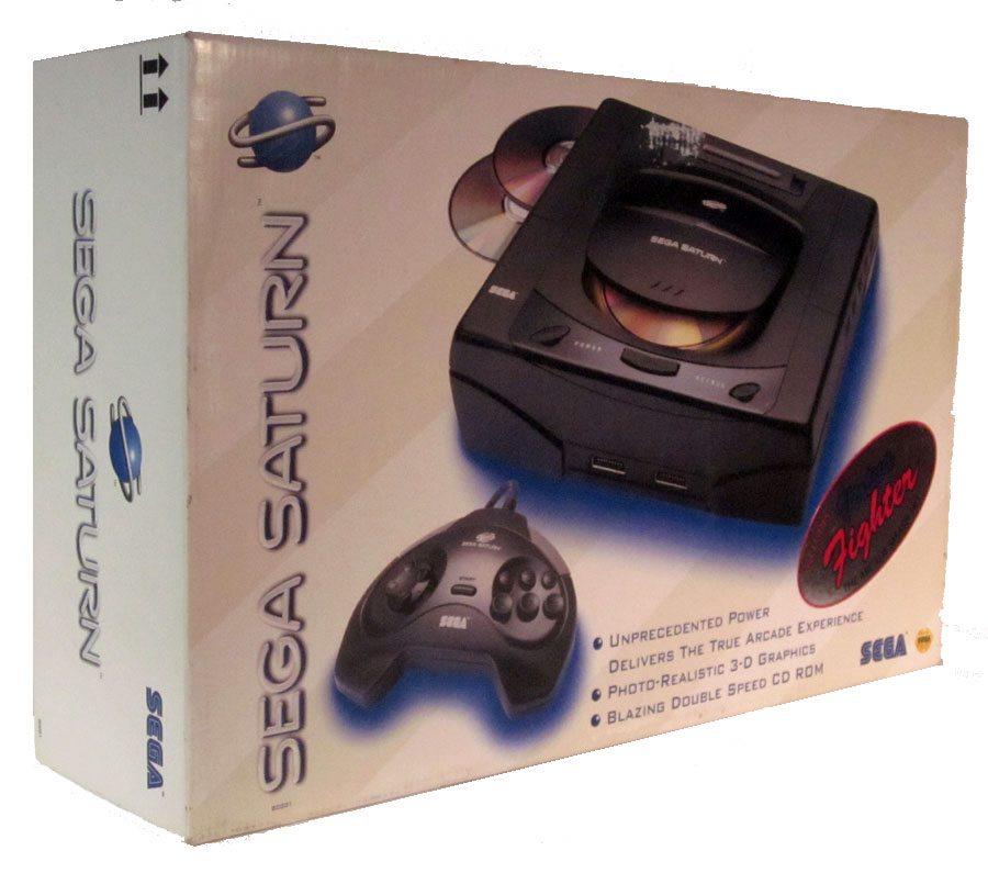 Sega's #Saturn had a lot potential that didn't win over
