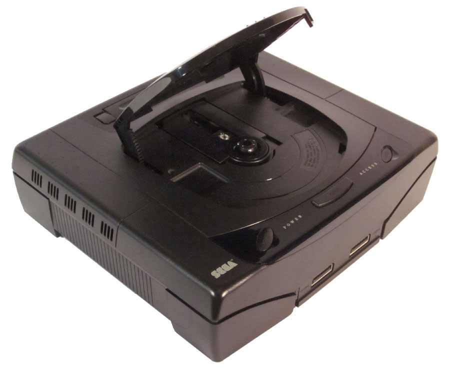 #Sega #Saturn wanted to run rings around other consoles ...