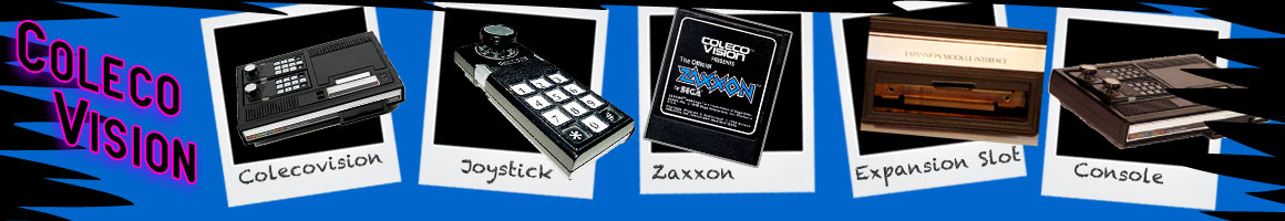 Classic Video Games Colecovision