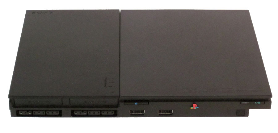 Sony's PlayStation 2 is from an era when gaming had ... Ps2 Console Back