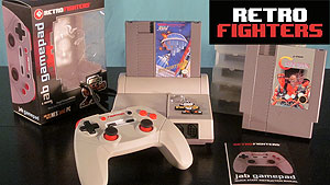 Retro Fighters Next Gen NES Controller will revolutionize game-play on your favorite Nintendo games