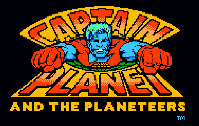 game review: mindscape's captain planet and the planeteers for